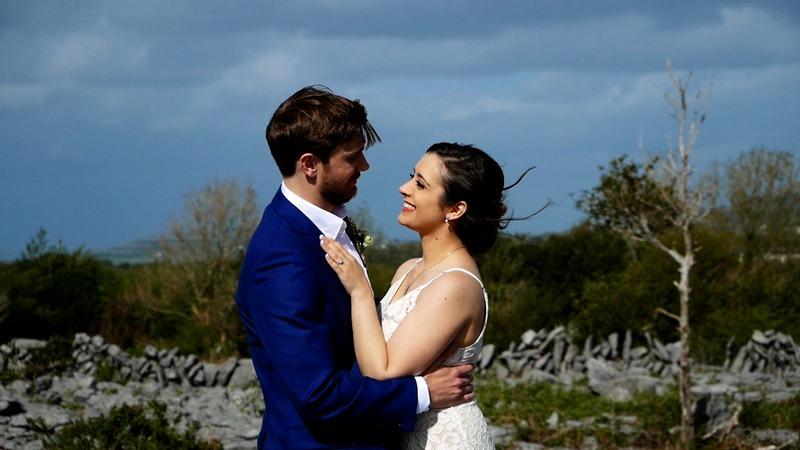wedding-couple-embrace-outside